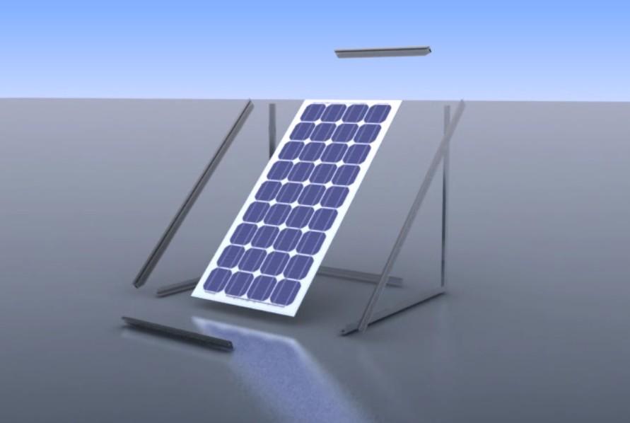 太阳能结构拆解动画 医药实验步骤模拟动画项目2